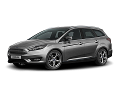 Фото, комплектации Ford Focus Wagon (Питер Моторс)